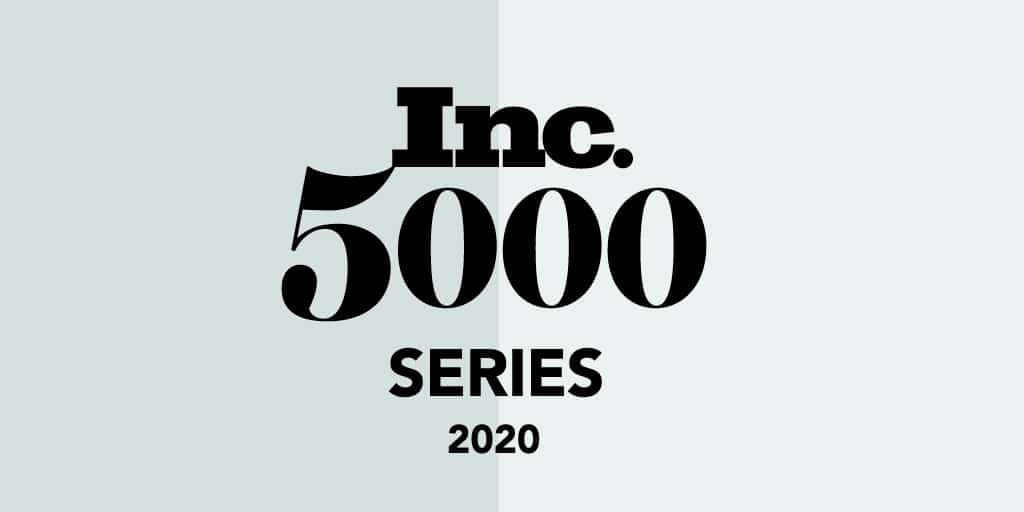 Shockoe Ranks No. 203 on the inaugural 2020 Inc. 5000 Series: D.C. Metro