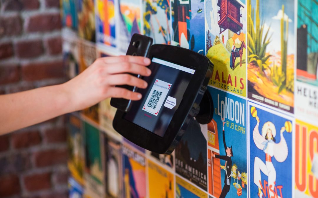 How to Engage Customers With QR Codes and Augmented Reality